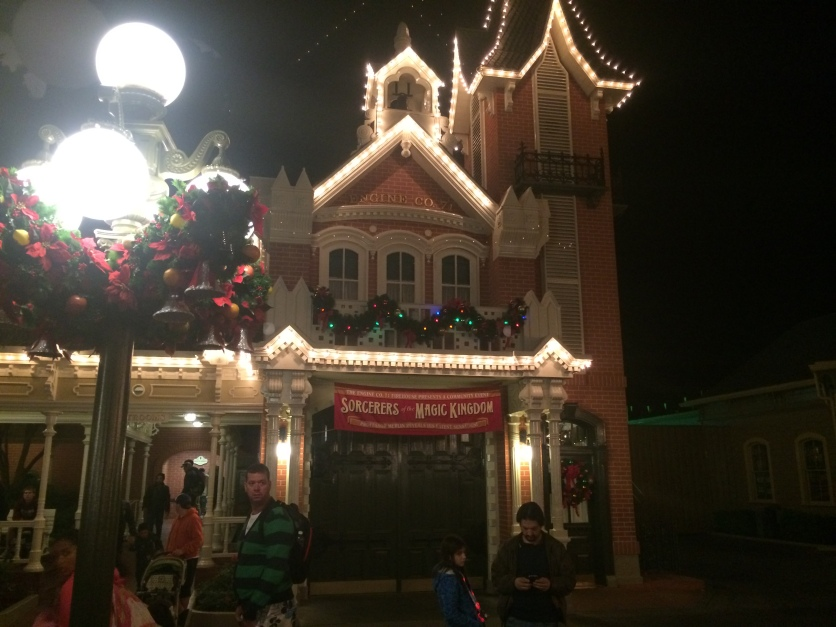Walt Disney Firehouse